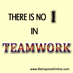 Teamwork Quote Graphic